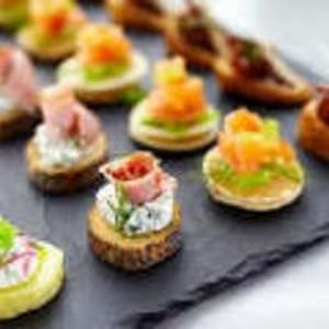 Cocktail & Canapes Business Lunch Catering