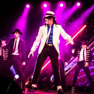David Boakes Michael Jackson Tribute