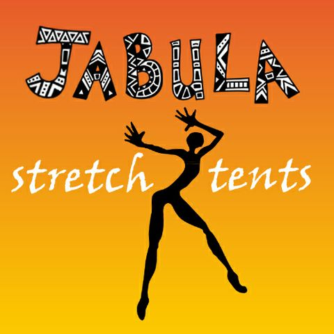 Jabula Stretch Tents Big Top Tent