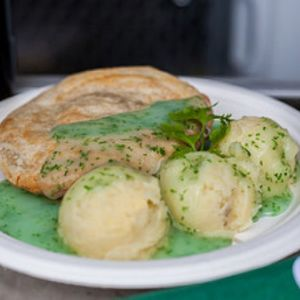 Uncles Pie and Mash Food Van