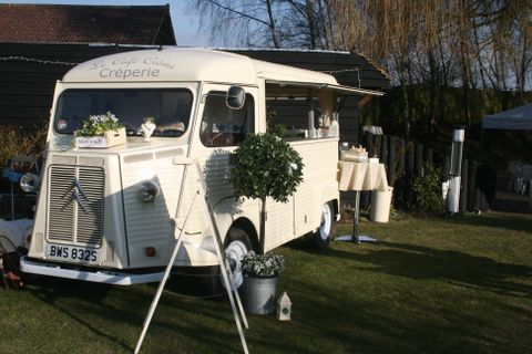 Le Cafe Creme - Catering , Warminster,  Wedding Catering, Warminster Crepes Van, Warminster
