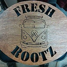 Fresh Rootz Food Van