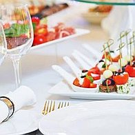 Alfresco Catering Wedding Catering