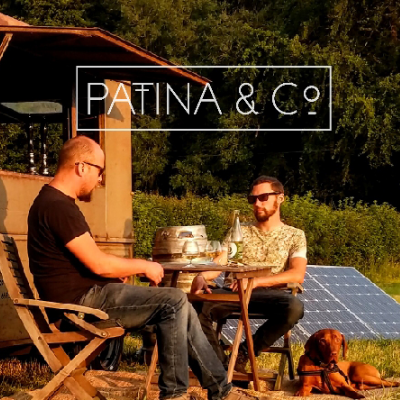 Patina and Co Mobile Bar