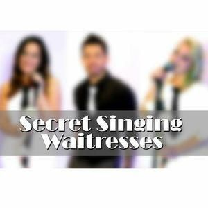 Secret Singing Waitresses Singer