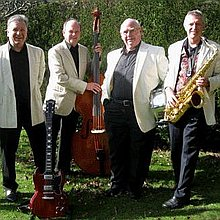 Jurassic Coasters Swing &Dance Band Swing Band