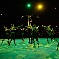 Acrocirque Dance Act