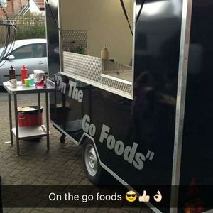On The Go Foods Food Van