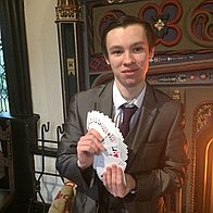 Harrison Houghton Magician Table Magician