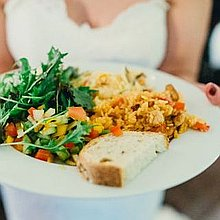 Idelica Paella Catering Wedding Catering