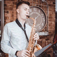 Dom Plays Sax - Solo Musician , Bedford,  Saxophonist, Bedford