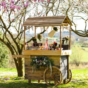The Dorset Cart Company Afternoon Tea Catering