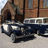 Ashton Wedding Cars Transport