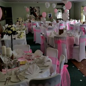 Debs Events Venue Decorator Chair Covers