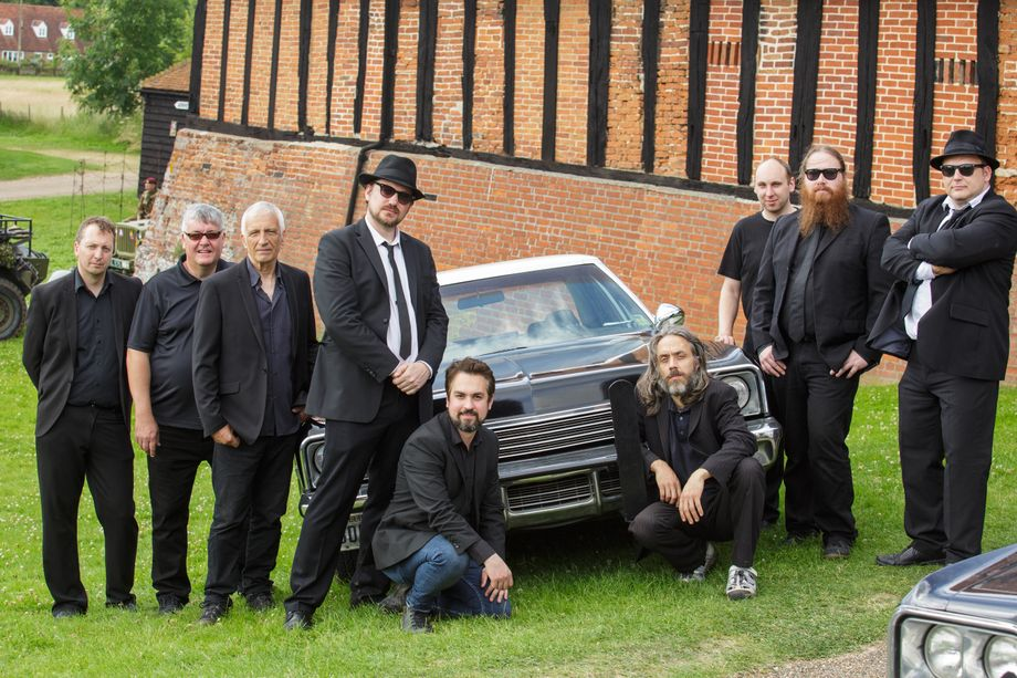 The Rhythm and Blues Brothers - Live music band Tribute Band  - Greater London - Greater London photo