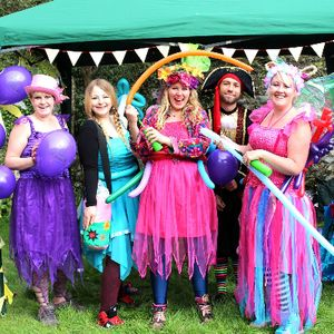 Fairy Dust Events Circus Entertainment
