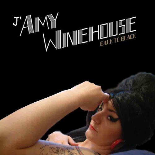 Amy Winehouse Tribute Act Jazz Singer