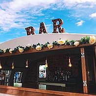 The Caravan Bar Company Mobile Bar