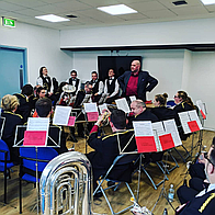 The Harrogate Band Brass Ensemble