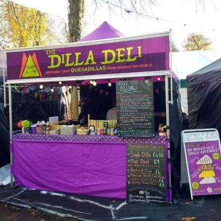 The Dilla Deli - Catering , Leeds,  Mexican Catering, Leeds Street Food Catering, Leeds Mobile Caterer, Leeds