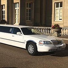 Empire Limousines Chauffeur Driven Car