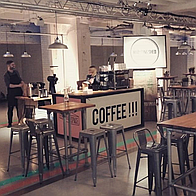 COFFEE SPACE LTD Coffee Bar