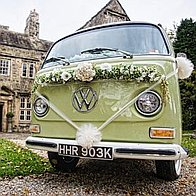 My Wedding Bus Wedding car