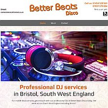 Better Beats Disco Mobile Disco