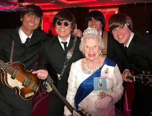 Counterfeit Beatles 60s Band
