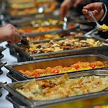 Buffets & BBQ'S Dinner Party Catering
