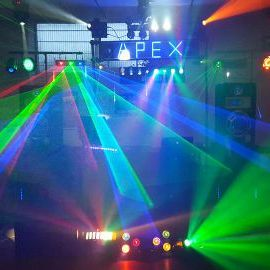 Apex DJ/Karaoke Mobile Disco