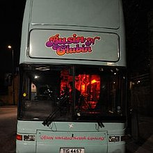 London Bus Party Transport