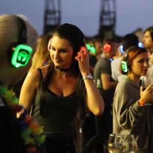 Silent Disco Hire UK - Event Equipment , London,  Silent Disco, London