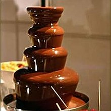 The Yorkshire Chocolate Fountain Company Chocolate Fountain