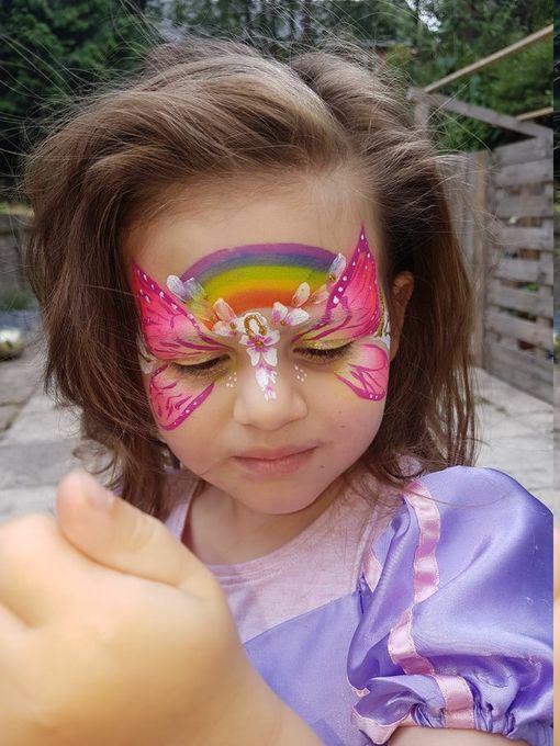 Rainbow Smiles Face Painting - Children Entertainment  - London - Greater London photo