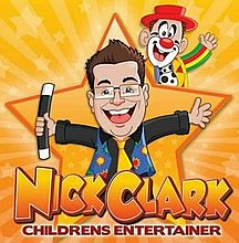 Children's Magician & Entertainer Nick Clark DJ