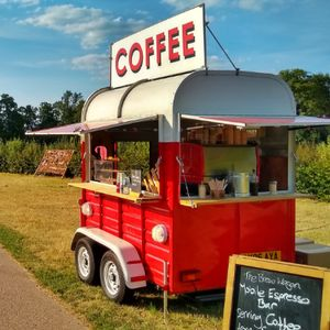 The Brew Wagon Coffee Bar