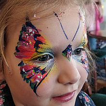 Face Painting And Balloon Modelling By Cheekyfaces Children Entertainment
