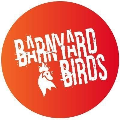 Barnyard Birds Burger Van