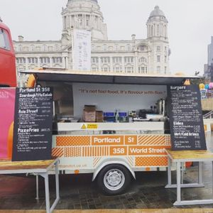 Portland St Pod Pie And Mash Catering