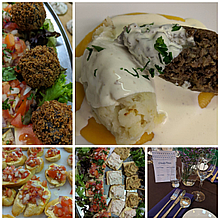 Highland Catering Services Business Lunch Catering