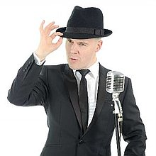 Tony Tyler Swing 1920s, 30s, 40s tribute band