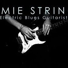 Jamie Strings Guitarist