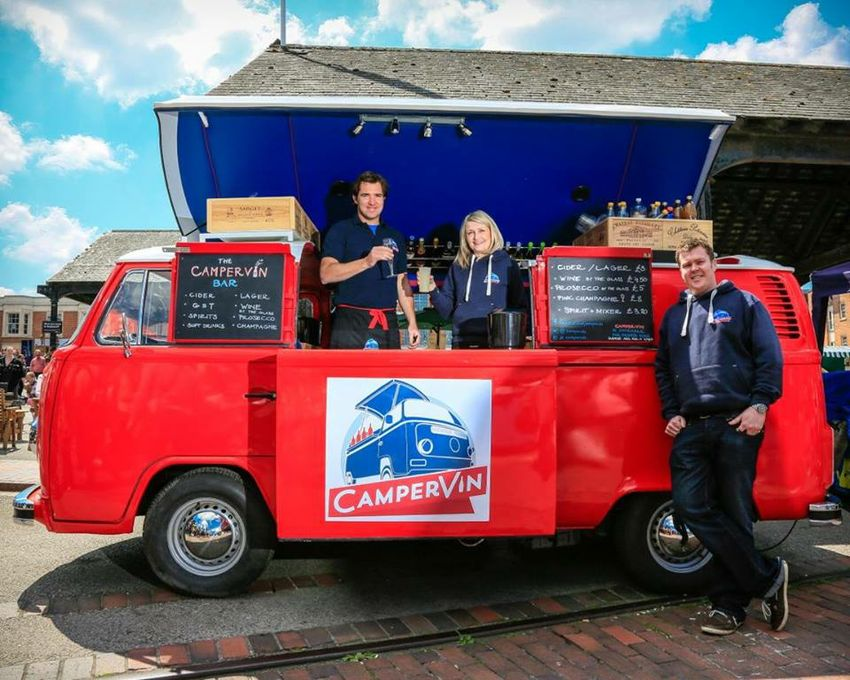 The CamperVin Co LTD - Catering  - Gloucestershire - Gloucestershire photo