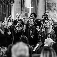 Crystal Gospel Choir Choir