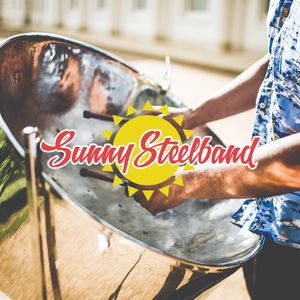 Sunny Steel Band - Hire A Steel Band - Live music band , London, Solo Musician , London, World Music Band , London,  Function & Wedding Band, London Latin & Salsa Band, London Steel Drum Band, London Reggae Band, London Alternative Band, London Pop Party Band, London