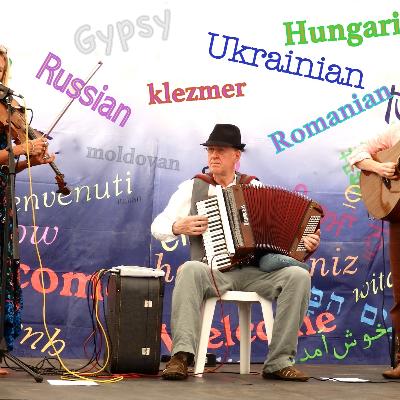 LVOV AFFAIR Ceilidh Band