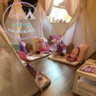 Sweet Dreamzzz Slumber Parties Marquee & Tent