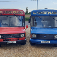 The Hungry Plaice Fish and Chip Van