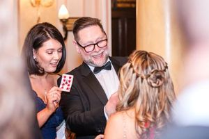 Nick Brown - Essex Magician Wedding Magician